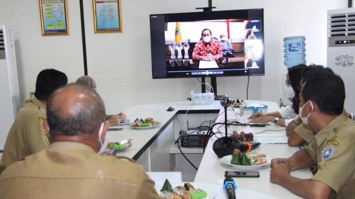 Kota Tegal Raih JDIH Terbaik di Jateng, Johardi: dari Tahun ke Tahun Kita Belum Pernah Dapat Ini