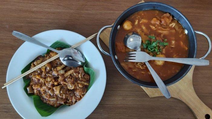 Kuliner Favorit Warga Tegal: Seblak Jeletot Tanpa Kencur, Gurih Pedas Manisnya Pas