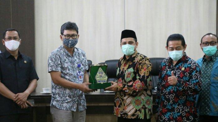 Anggota DPRD DKI Jakarta Belajar Penganggaran dari Pemkab Tegal