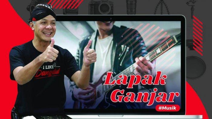 Ganjar Gencar Pormosikan Karya Musisi Lokal di 'Lapak Ganjar Musik', Ini Syarat dan Ketentuannya