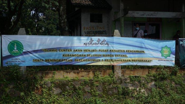 Lelang Pertama Islamic Center Batang Pagu Rp13 Miliar Gagal, Pemkab: Proyek Tetap Dilanjutkan