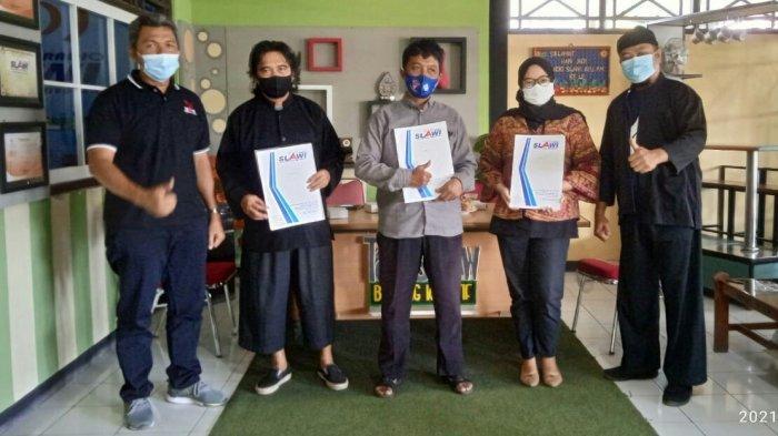 Haji Tambari Warga Kota Tegal Juarai Lomba Ngomong Ngapak Tegalan Radio Slawi FM