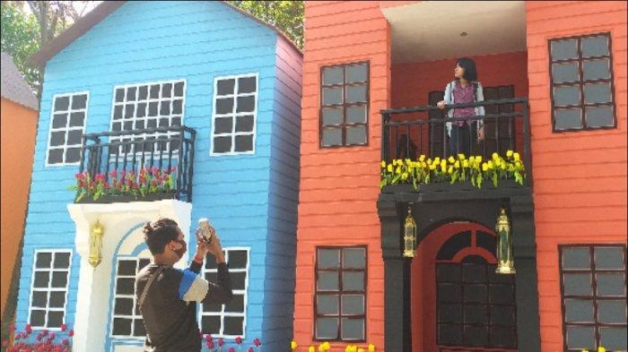 Jajal Wisata Baru di Semarang: Lumina Grand Maerakaca, Bisa Lihat Bangunan Ikon Dunia