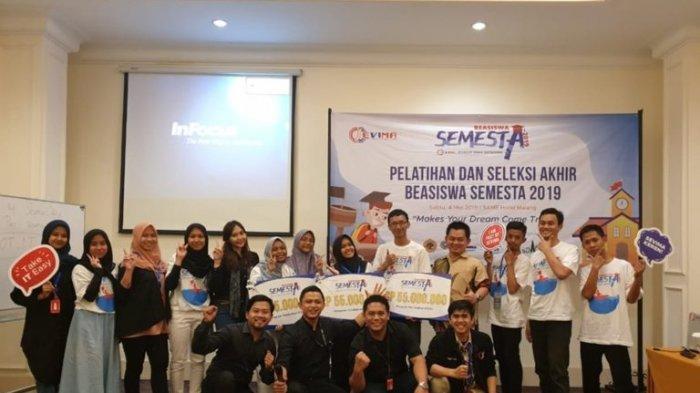 Catat Syaratnya, Komunitas SEVIMA Berikan Beasiswa Semesta Bagi Mahasiswa