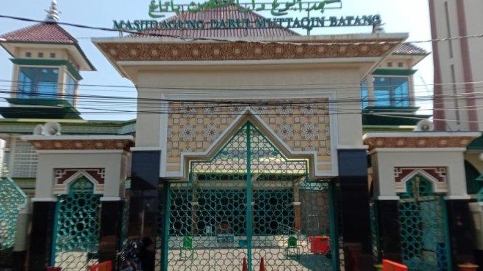 Dewan Masjid Batang Imbau Takmir Masjid Tak Gelar Salat Idul Adha Berjamaah