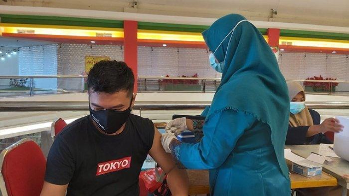 Stok Vaksin di Kabupaten Tegal Masih Cukup Meski Tiap Hari Vaksinasi hingga 4000 Dosis