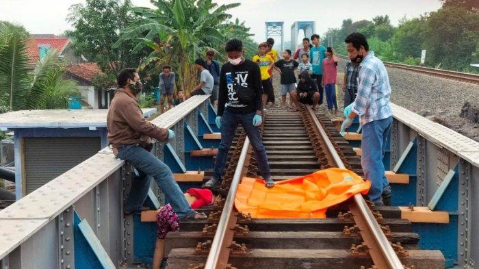 Ditemukan di Jembatan Kereta Marganada Tegal, Mayat Perempuan Tak Dikenal Diduga Tewas karena Ini