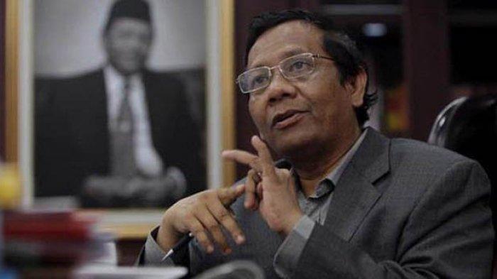 Mahfud MD Beber Korupsi Menggila saat Ini, Singgung Moralitas dan Kewenangan DPR