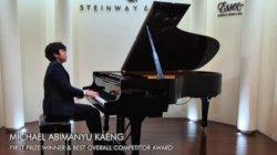 Abimayu, Musisi Muda yang Sabet 49 Penghargaan Musik Klasik dan Harumkan Indonesia di Internasional