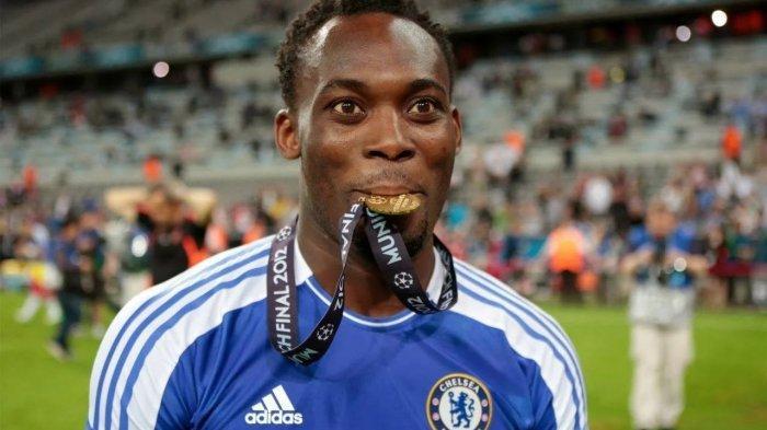 Mantan Pemain Chelsea dan Persib Bandung Ini Tak Menyagka Jadi Pelatih, Essien: Tidak Terpikirkan