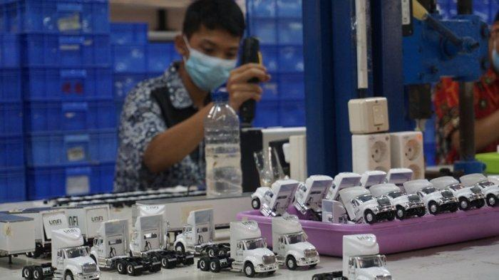 Ada Pabrik Miniatur Mobil di Batang, Agnes: Produk Diecast Kami Ekspor ke Amerika hingga China