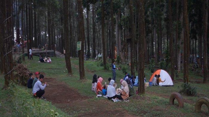Wisata Sikembang Mulai Kembali Ramai, Pengelola: Kapasitas Pengunjung Kami Batasi 30 Persen