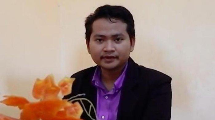 Direktur Utama Panara Course (PT Pendidikan Abdi Negara), Ahmad Najmul Ma'arij. Panra Course, bimbel khusus seleksi masuk calon taruna TNI-Polri.