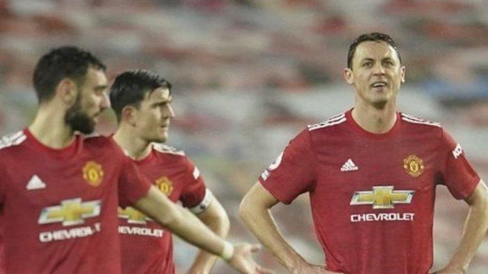Kalah Dari Juru Kunci, Manchester United Harus Relakan Posisi Puncak ke Manchester City