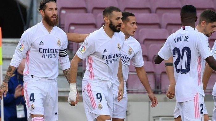 Takluk Dari Bilbao 1-2 Real Madrid Dipastikan Gagal ke Final Piala Super Spanyol