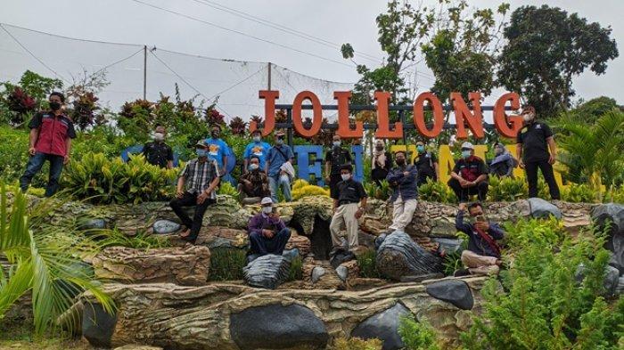 Pemkab Pati Kumpulkan Pengelola Wisata di Jollong untuk Saksikan Simulasi Prokes