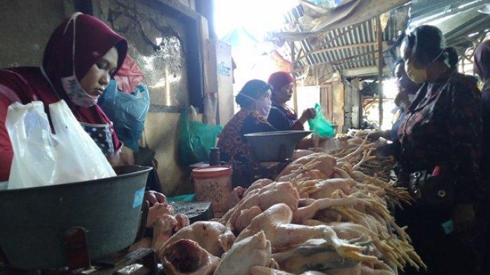 Pekan Pertama Ramadan, Harga Daging Ayam di Kendal Naik Rp 10.000 per Kilogram