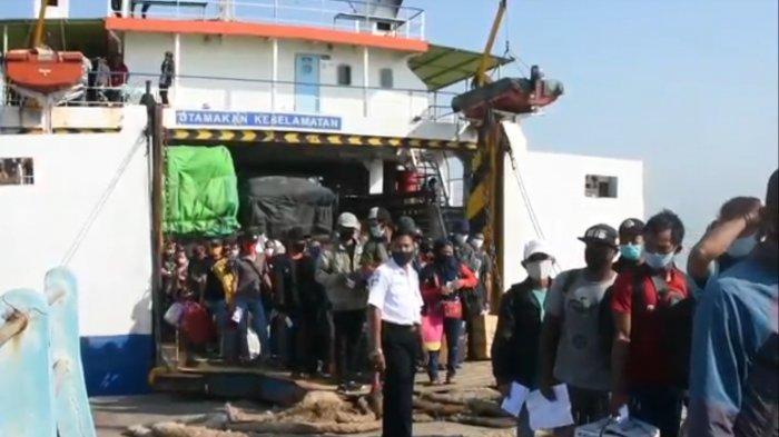 400 Pemudik Terpantau Masuk Kendal, Dishub Perketat Akses Keluar Masuk Melalui Pelabuhan