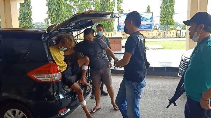 Tak Sampai 24 Jam Pelaku Pembunuhan di Karangdadap Pekalongan Ditangkap