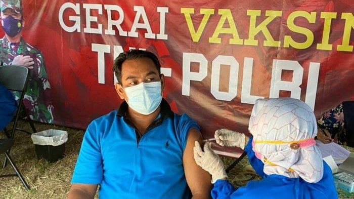 922 Santri di Kabupaten Pekalongan Terima Vaksinasi Covid-19