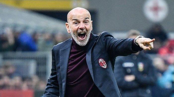Jadwal Siaran Serie A Liga Italia AC Milan vs Juventus, Stevano Pioli Sebut Bukan Laga Penentuan