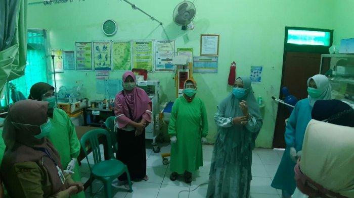 Pelayanan KB Terus Berlangsung di Tengah Masa Pandemi Covid-19 di Kabupaten Tegal