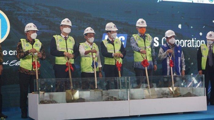 Pabrik Kaca Terbesar di Asia Tenggara Investasi Rp 5 Triliun di Kabupaten Batang