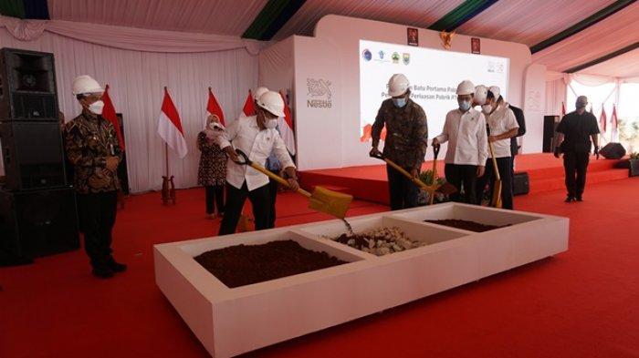 Pabrik Nestle Indonesia di Batang Butuh Ribuan Peternak Sapi Perah