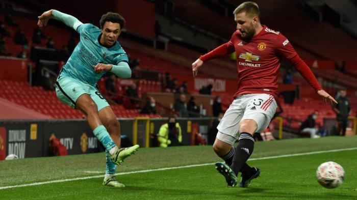 Man United vs Liverpool: The Reds Keok di Kandang Setan Merah, Piala FA Turnamen Terkutuk Klopp