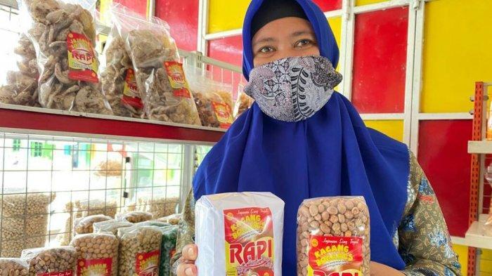 Camilan Asli Kabupaten Tegal, Kacang Bogares Cocok untuk Dijadikan Oleh-oleh