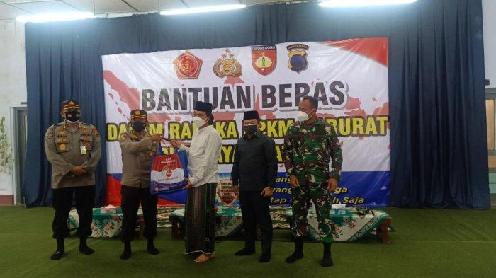 Gus Yusuf Minta Polisi dan TNI Bentuk Tim Patroli Pencari Warga yang Lapar