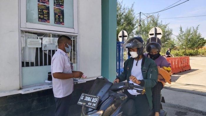 Pemkot dan DPRD Kota Tegal Kaji Usulan Kenaikan Tarif Masuk Pantai Alam Indah