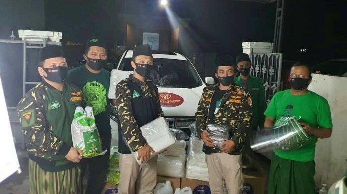 Fahmi Minta Kader GP Ansor Jateng Terlibat Aktif Jogo Tonggo Tangani Covid-19