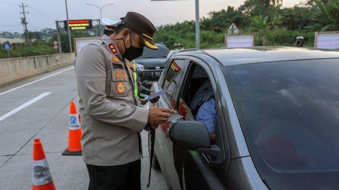 Ihwal Penyekatan Exit Tol di Batang, AKBP Edwin Louis Sengka: Sudah Cukup Terkendali