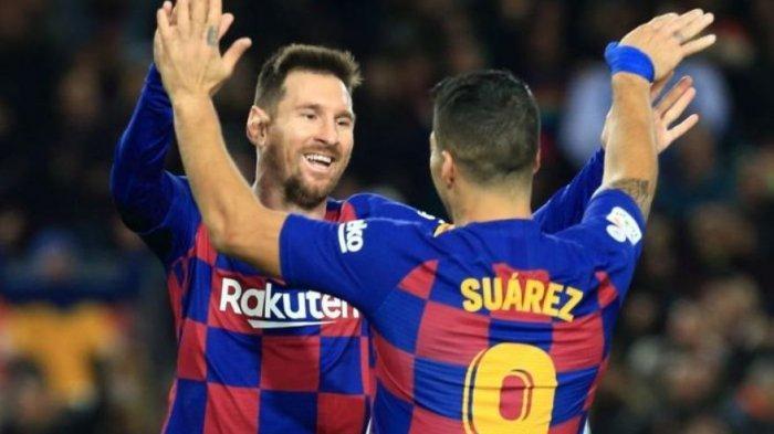 Lionel Messi Jadi Bulan-bulanan, Suarez Murka: Yang Kalian Lakukan Itu Jahat