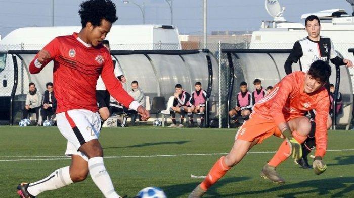 Bagus Kahfi Disebut Jadi Rebutan Ajax dan Ultrecht, Begini Respon Striker Timnas U 19 Tersebut