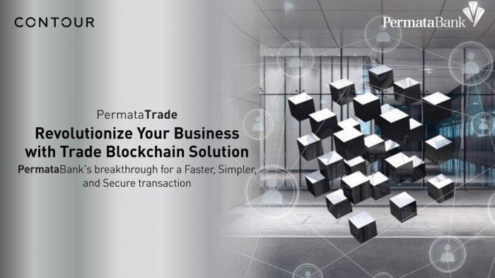 PermataBank Pakai Teknologi Blockchain Permudah Transaksi Trade Finance