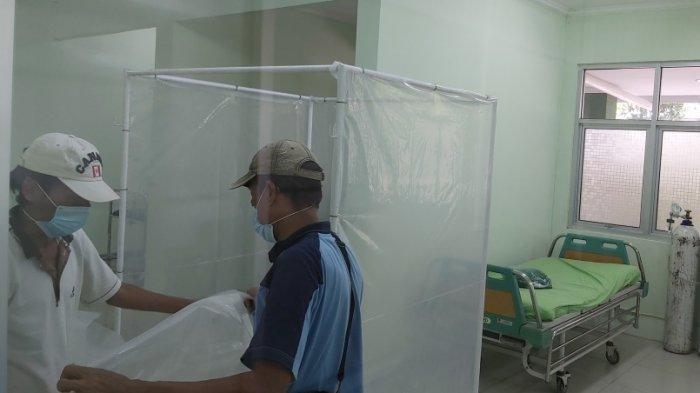BOR ICU Rumah Sakit Rujukan Covid-19 di Kota Tegal Capai 100 Persen, Juga Kekurangan Tenaga Medis
