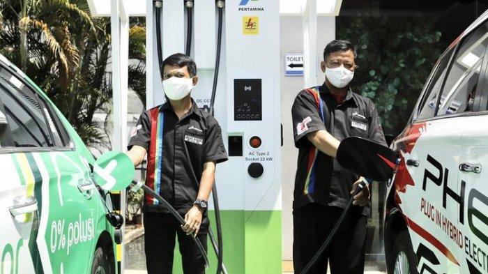 Era Baru Mobil Listrik di Indonesia, SPBU Listrik Pertama Hadir di Jakarta