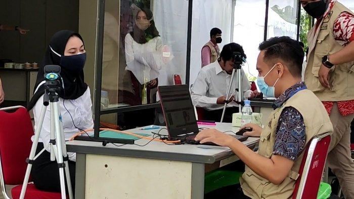 Peserta Tes SKD CPNS di Banyumas Wajib Lalui Tahapan Face Recognition