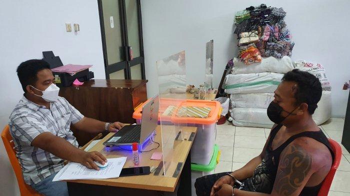Anggota Polresta Banyumas Masih Buru Satu DPO Pencurian Motor di Parkiran Konveksi di Desa Adisara