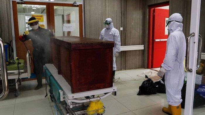 Jenazah Pasien Covid-19 Tertukar di RSUD Bogor, Begini Upaya Pemerintah Agar Tidak Terulang