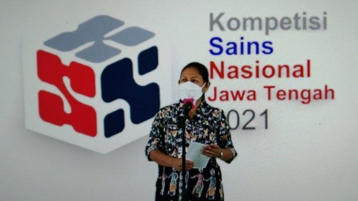 Disdikbud Gelar KSN 2021 secara Daring, Siswa Pemenang akan Wakili Jateng di Tingkat Nasional