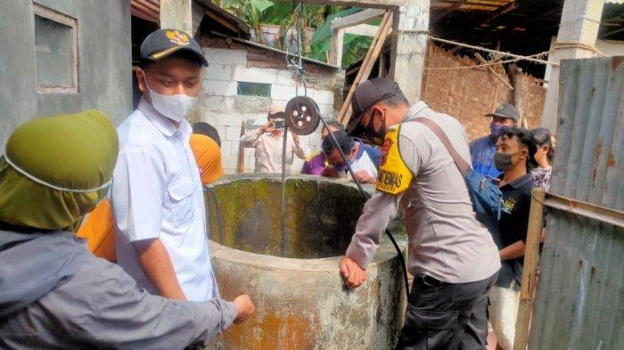 Kakek 67 Tahun di Kutasari Purbalingga Ditemukan Tak Bernyawa di Dalam Sumur