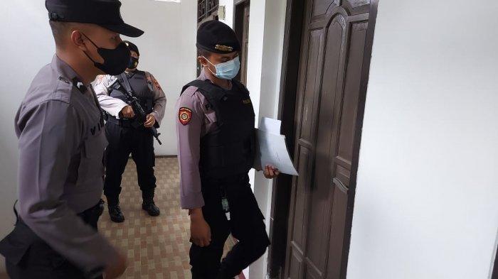 Lima Pasangan Tak Resmi Asik Ngamar di Kamar Hotel di Banjarnegara Digelandang Polisi