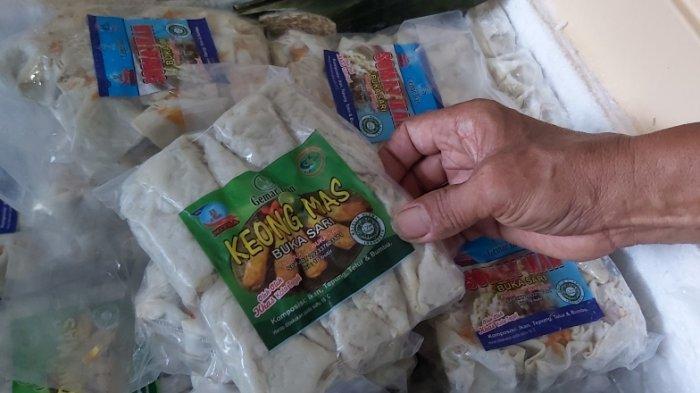 Sensasi Gurih-Pedas Keong Mas Khas Tegal, Ada Jebakan Cabai di Tengah Kerucut, Cocok untuk Oleh-oleh