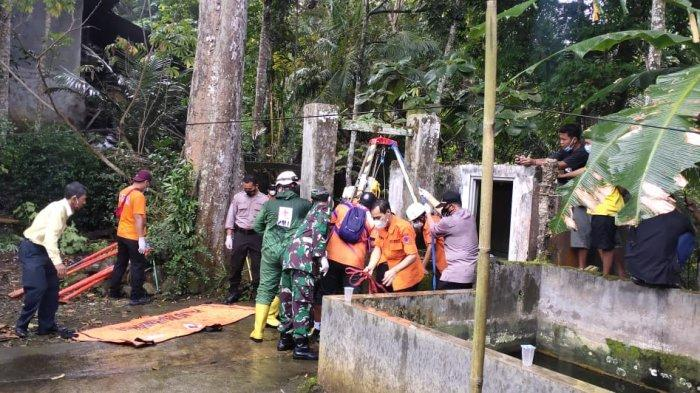 Hilang 12 Hari, Tarmi Warga Karanganyar Ditemukan Tak Bernyawa di Dalam Sumur Tua