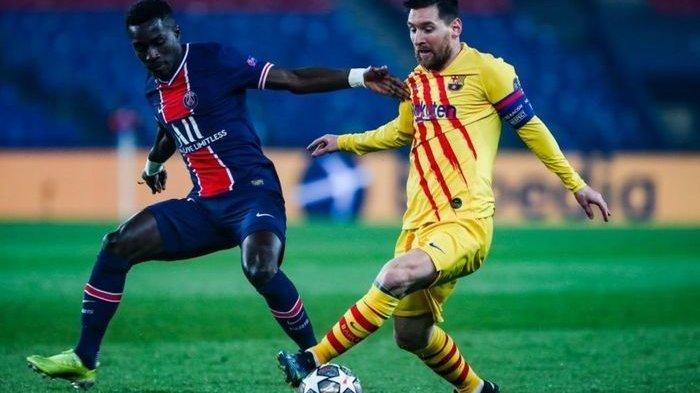 PSG vs Barcelona: Messi Gagal Penalti, Barca Ulangi Catatan Buruk, Tak Masuk 8 Besar Liga Champions