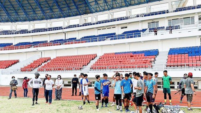 Ganjar Bolehkan Jatidiri Untuk Latihan PSIS U 20, Ini Jawabannya Jika untuk Kompetisi