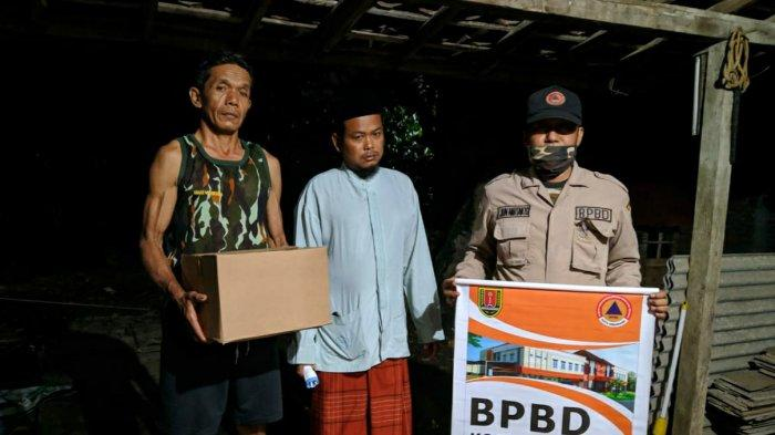 Belasan Rumah Warga di Jabungan Semarang Rusak Disapu Puting Beliung